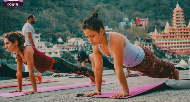 Yoga event One week yoga retreat in Rishikesh, India Rishikesh