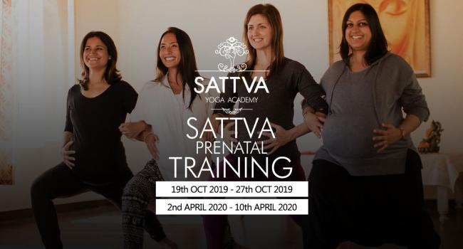 Yoga event Sattva Yoga Academy Prenatal Teacher Training in Rishikesh, India Rishikesh