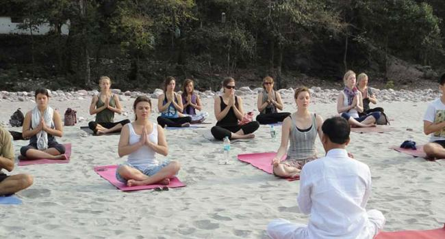 Yoga event 100 Hour Kundalini Yoga Teacher Training in Rishikesh Rishikesh