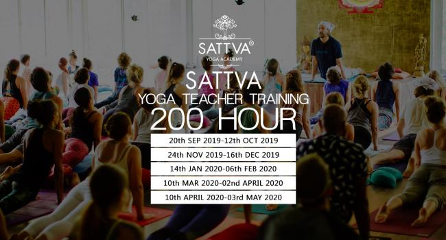Yoga event 200 hr Yoga Teacher Training in Rishikesh, India - 24 November, 2019 - 16 December, 2019 Rishikesh