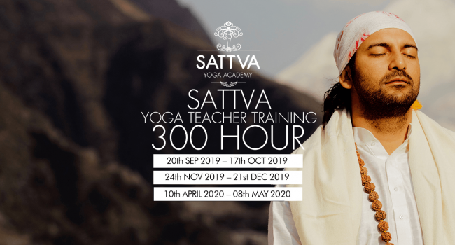 Yoga event 300 hr Yoga Teacher Training in Rishikesh, India Nov 24th 2019 – Dec 21st 2019 Rishikesh