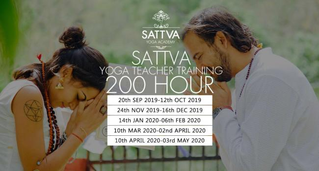 Yoga event Yoga Teacher Training in Rishikesh, India - RYS 200, 300, 500 Nov 24th 2019 – Dec 16th 2019 Rishikesh