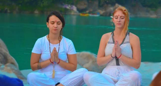 Йога мероприятие 200 Hours Yoga Teacher Training in Rishikesh, India Om Shanti Om Yoga Ришикеш