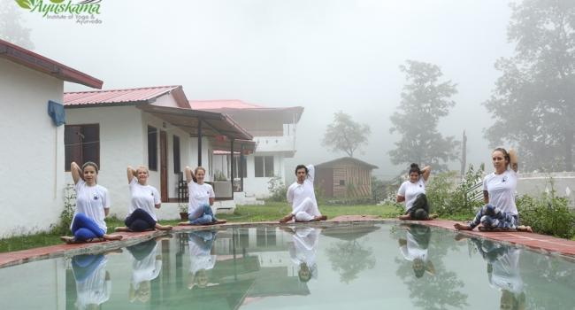 Yoga event 200 Hours Yoga Teacher  Training Course In Rishikesh Rishikesh