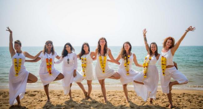 Йога мероприятие 200 Hour Yoga Teacher Training in Goa Гоа