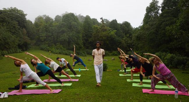 Yoga event Residential 200 Hr Yoga Teacher Training in Pokhara, Nepal Rishikesh