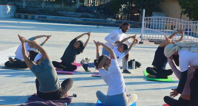Yoga event 200 Hour Yoga Teacher Training in Rishikesh, India Om Shanti Om Yoga Ashram [node:field_workplace:entity:field_workplace_city:0:entity]