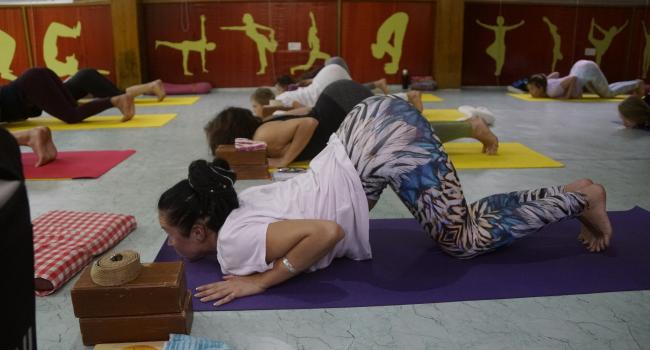Йога мероприятие Advanced 300 Hour Yoga Teacher Training Scholarship in Rishikesh Ришикеш