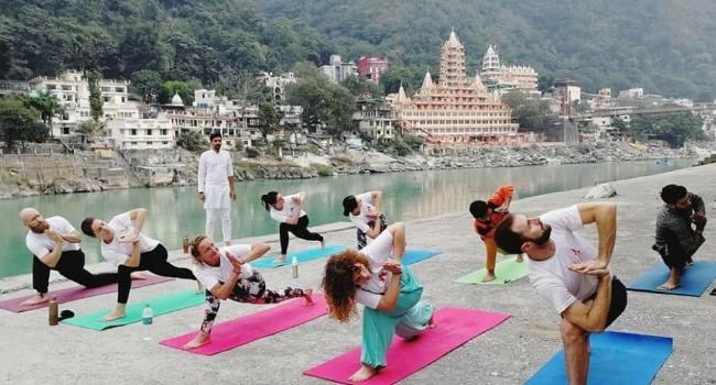 Yoga event 100 Hours Yoga Teacher Training In Rishikesh, India Rishikesh