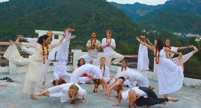 Yoga event 300- Hour Yoga Alliance Certified Yoga Teacher Training in India. Rishikesh