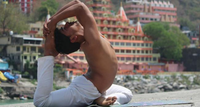 Йога мероприятие 7 Day Yoga Retreat In Rishikesh India  Ришикеш
