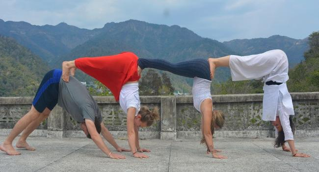 Yoga event 200 Hours Yoga Teacher Training in India- Rishikesh Rishikesh