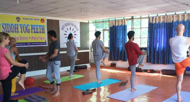 Yoga event Yoga Teacher Training In Rishikesh India  Rishikesh