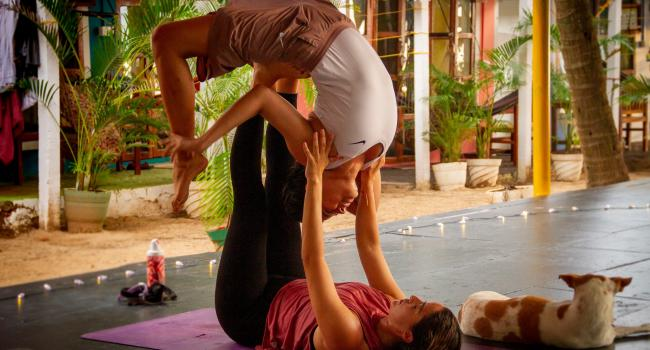 Йога мероприятие Yoga Teacher Training in India [node:field_workplace:entity:field_workplace_city:0:entity]