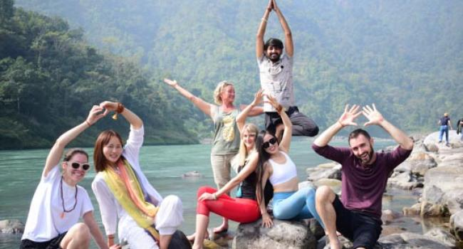 Йога мероприятие 100 Hour Yoga Teacher Training Course 2020 - Rishikesh Yogkulam [node:field_workplace:entity:field_workplace_city:0:entity]