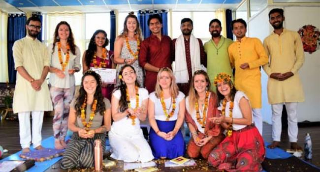 Йога мероприятие 500 Hour Yoga Teacher Training Course 2020 - Rishikesh Yogkulam Ришикеш