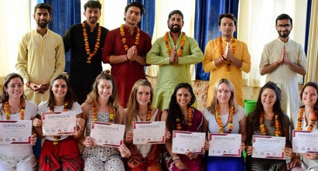 Йога мероприятие 300 Hour Yoga Teacher Training Course 2020- Rishikesh Yogkulam Ришикеш