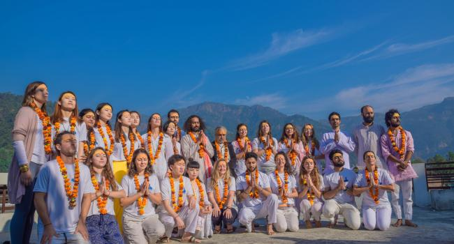 Yoga event 200 Hour Yoga Teacher Training in Rishikesh, India- RYS 200 [node:field_workplace:entity:field_workplace_city:0:entity]