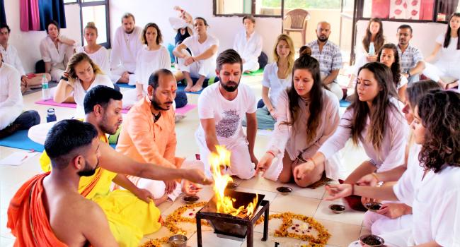 Yoga event Yoga Teacher Training In Rishikesh- Rishikesh Ashtanga Yoga School [node:field_workplace:entity:field_workplace_city:0:entity]
