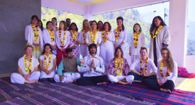 Yoga event 100 hour yoga teacher training in Rishikesh, India [node:field_workplace:entity:field_workplace_city:0:entity]
