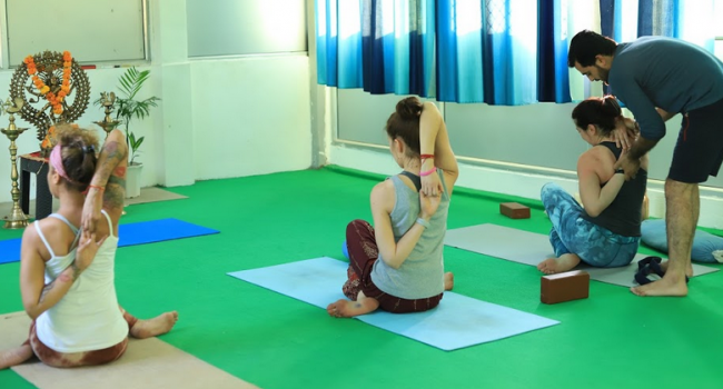 Yoga event 200 Hours Yoga Teacher Training in Rishikesh 2021 [node:field_workplace:entity:field_workplace_city:0:entity]