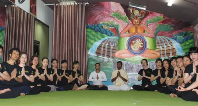 Yoga studio Shiva Yoga Valley  Rishikesh