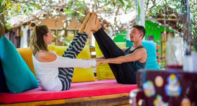 Yoga instructor kranti  Goa