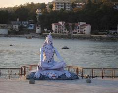 Ashrams guesthouses and hotels of Rishikesh