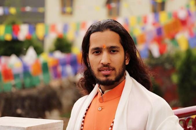 Yoga instructor Yog Guru Naveen Rishikesh