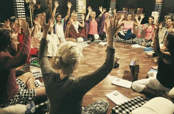 Yoga studio Feeling Soul Good  Rishikesh