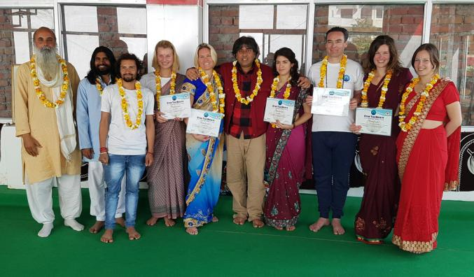 Yoga studio Gyan Yog Breath Rishikesh