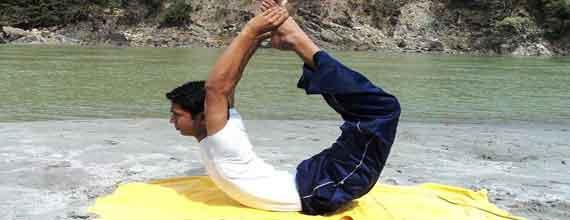 Yoga studio Rudray Yoga School Rishikesh