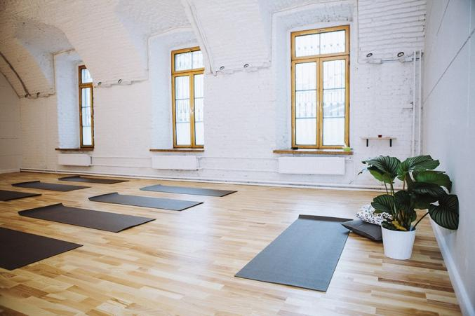 Йога студия Yoga Space Dmitrovka Москва