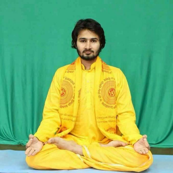 Yoga instructor Master Sandeep Yogi [user:field_workplace:0:entity:field_workplace_city:0:entity]
