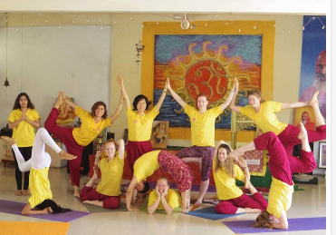 Yoga studio Yoga Teacher Training In India – Paramanand Yoga Dharamsala