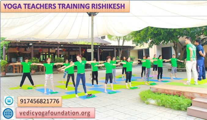 Yoga studio Vedic Yoga Foundation Rishikesh