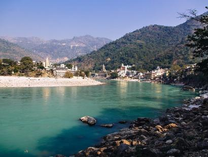 Rishikesh the holy city of India and capital of yoga
