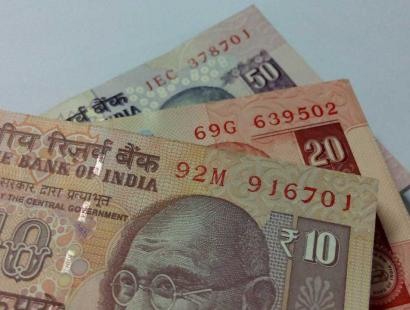 Money and currency exchange in Rishikesh India
